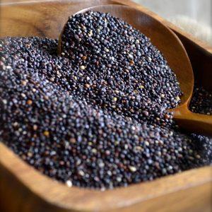Black Quinoa