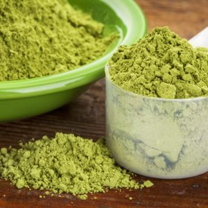 Optimized-Moringa Leaf Powder