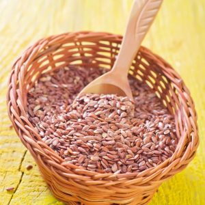 Optimized-golden flax seeds