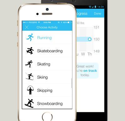 30 แอพพลิเคชั่นไอโฟนสำหรับคนรักสุขภาพ