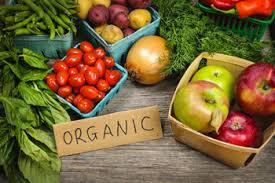 อาหารออร์แกนิกเพื่อสุขภาพที่ดี