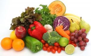 ประโยชน์ดีๆจากผักผลไม้ 5 สี