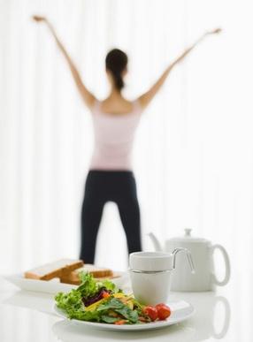 อาหารที่ช่วยให้ร่างกายเผาผลาญได้ดี มีอะไรบ้างนะ