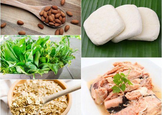 12 อาหารอุดมแคลเซียม ไม่ต้องง้อนมเลยก็ได้