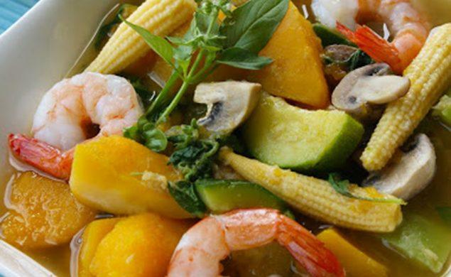3 เมนูอาหารสมุนไพร อร่อยง่ายราคาถูก เอาใจคนรักสุขภาพ