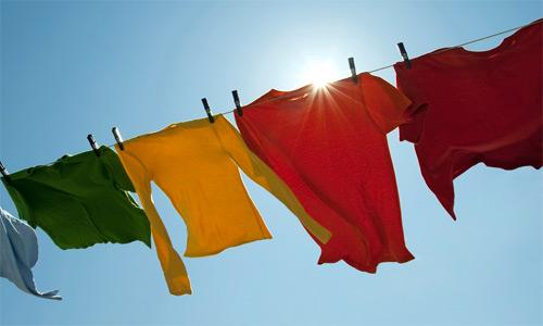 ป้องกันผิวแพ้เสื้อผ้า ในหน้าฝน